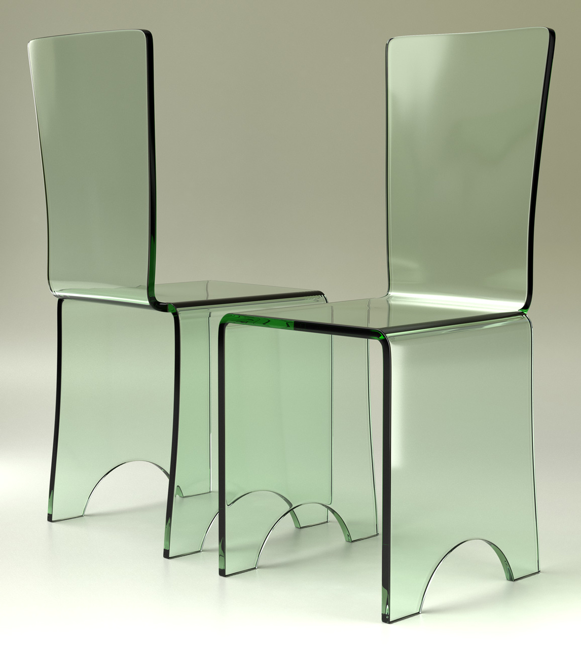 Glass Chair  Foundry Community