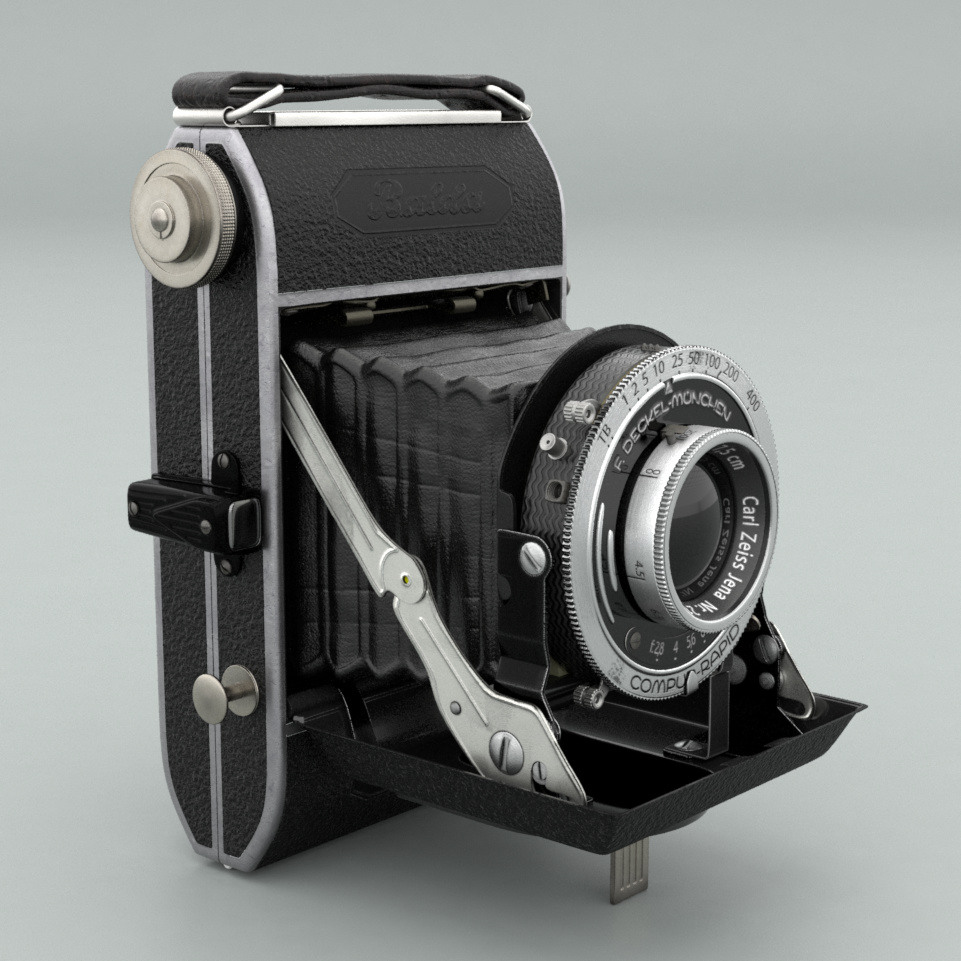 Balda Folding Camera | Foundry Community